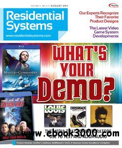 Residential Systems - August 2011 free download