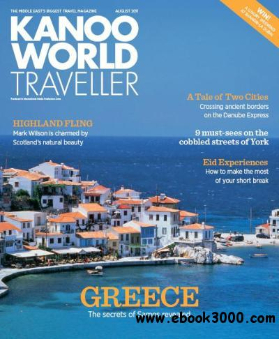 Kanoo World Traveller - August 2011 free download