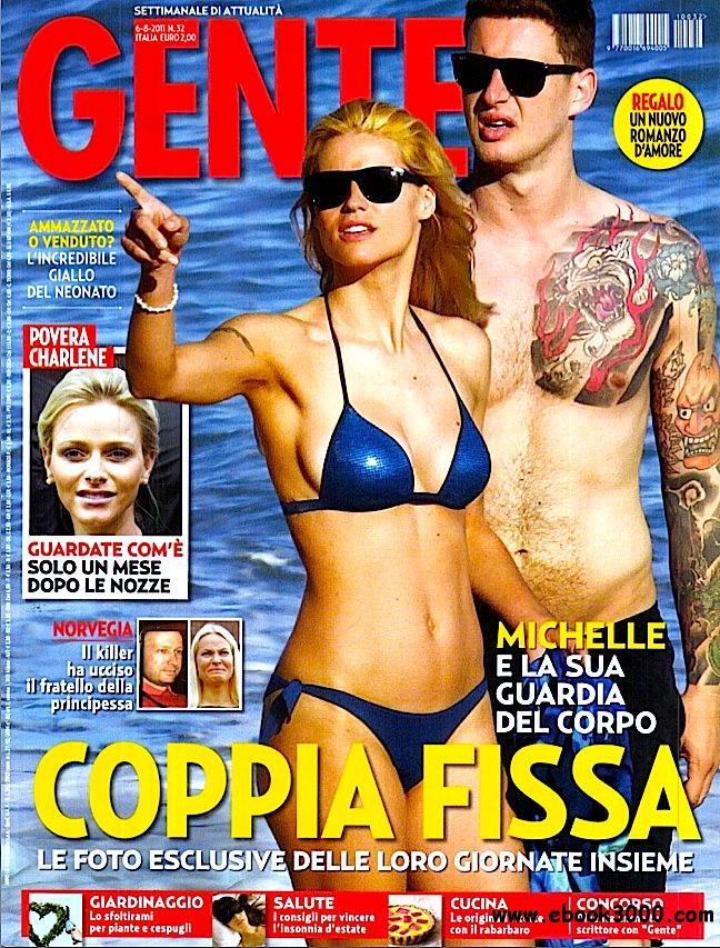 GENTE N 32 - 6 Agosto 2011 free download