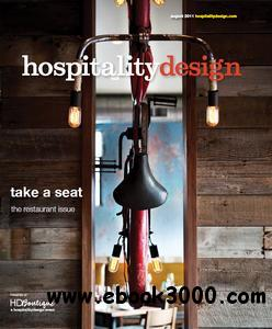 Hospitality Design - August 2011 free download