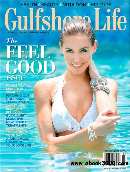 Gulfshore Life - August 2011 free download