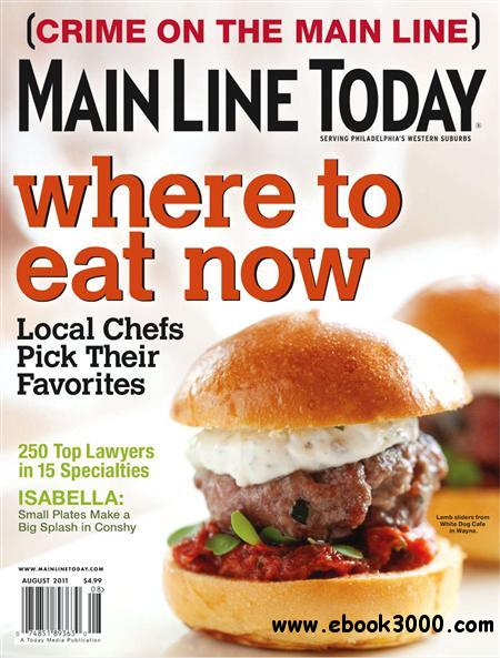 Main Line Today - August 2011 free download