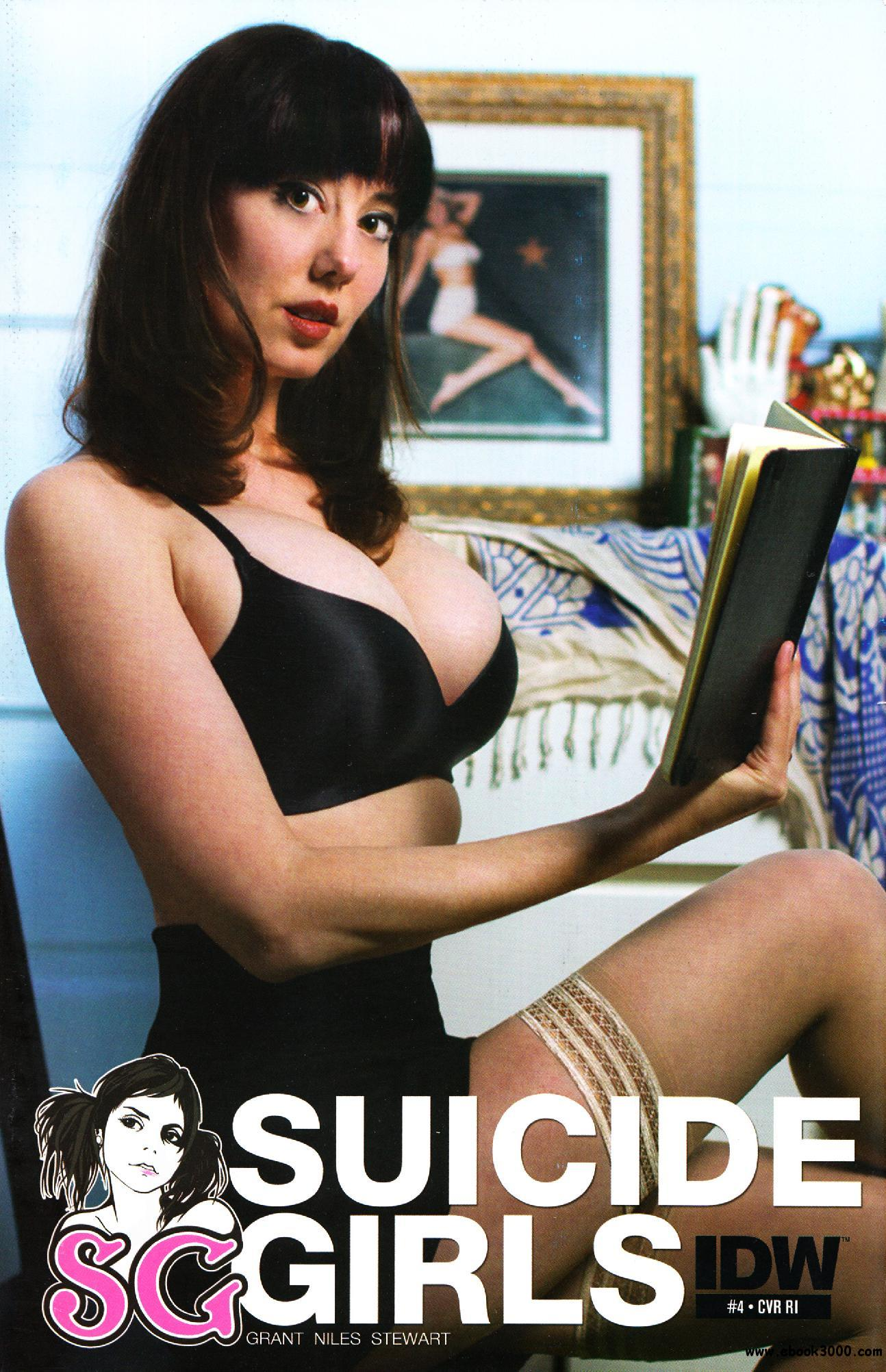 Suicide Girls #4 (of 04) (2011) free download