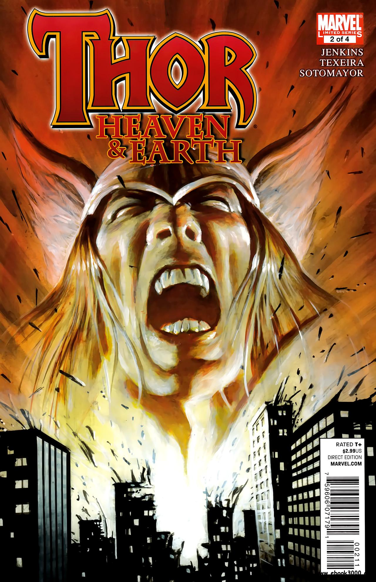 Thor - Heaven & Earth #2 (of 04) (2011) free download