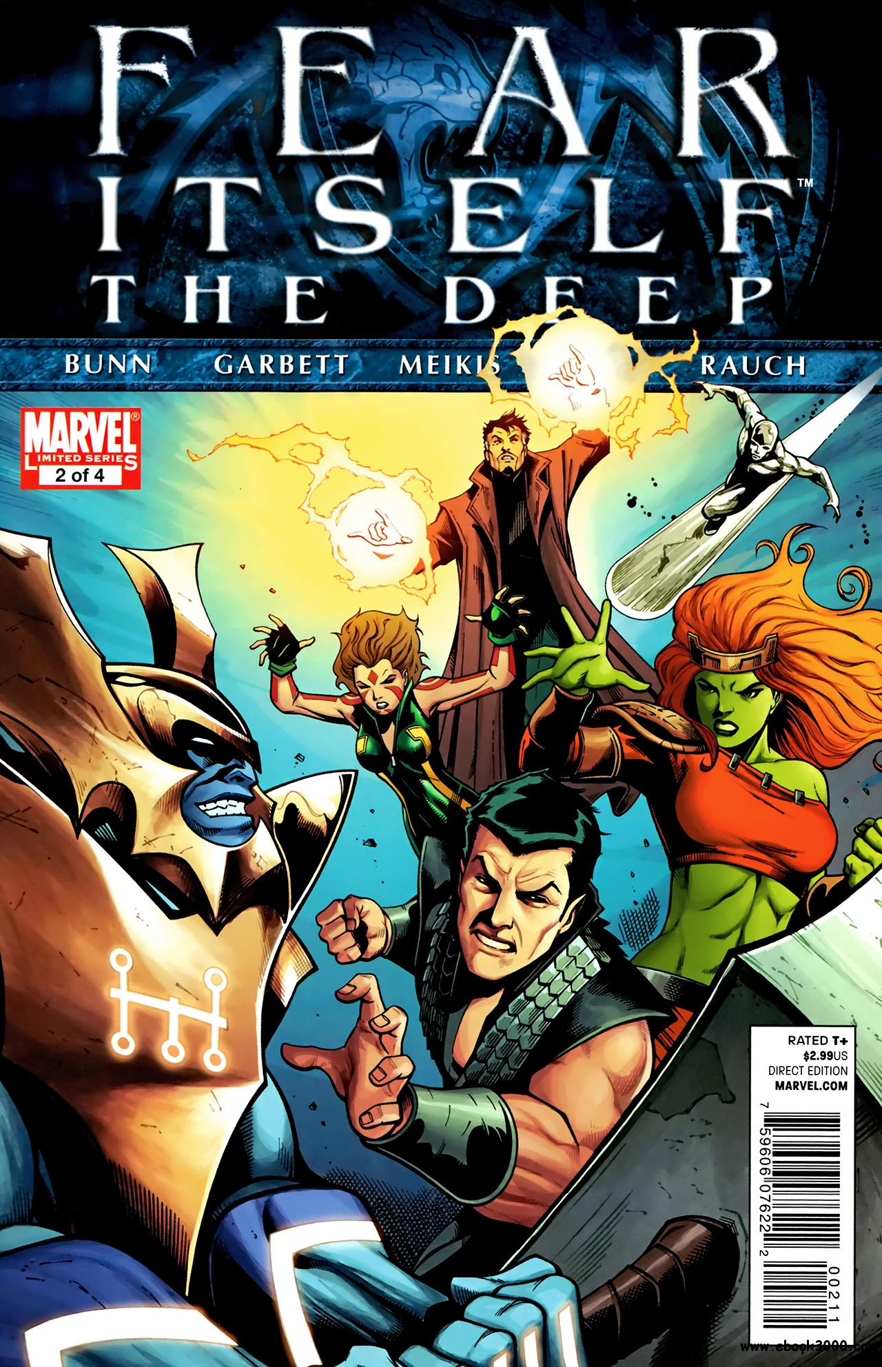 Fear Itself - The Deep #2 (of 4) (2011) download dree