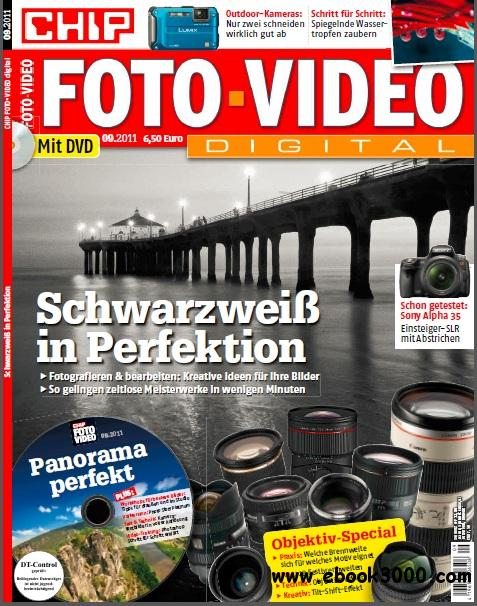 Chip Foto und Video Magazin No 09 2011 free download