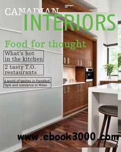 Canadian Interiors - July/August 2011 free download