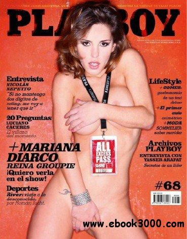 Playboy Argentina - August / 2011 free download