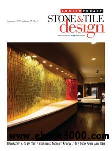 Contemporary Stone & Tile Design, Summer 2011 free download