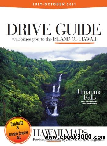 Hawaii Drive Guides - Hawaii July - October 2011 free download