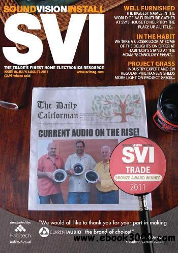 Sound Vision Install - July/August 2011 free download