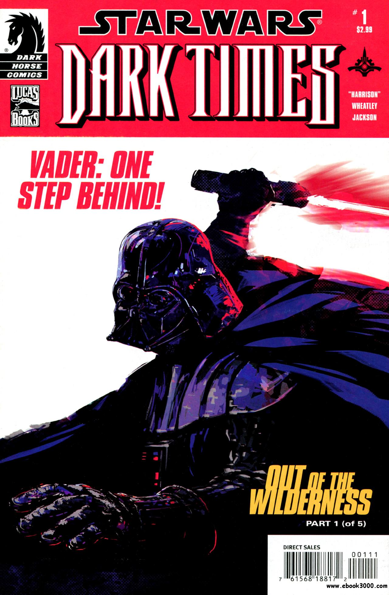 Star Wars: Dark Times - Out of the Wilderness #1 (2011) free download
