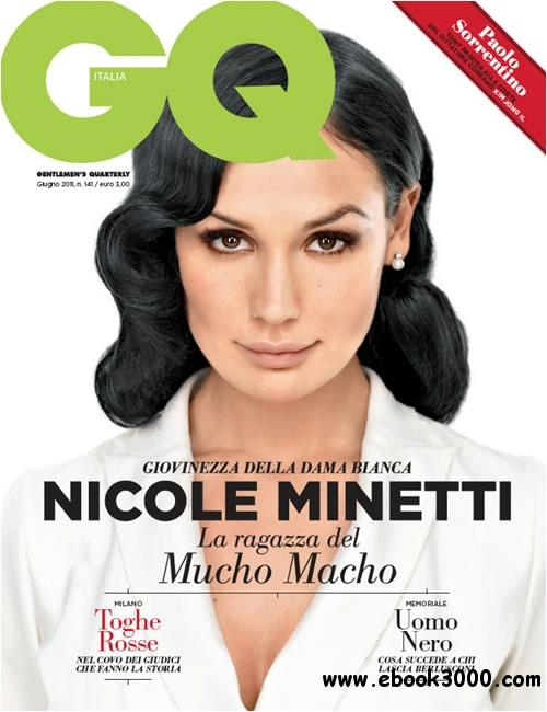 GQ n.141 Italia - Giugno 2011 free download