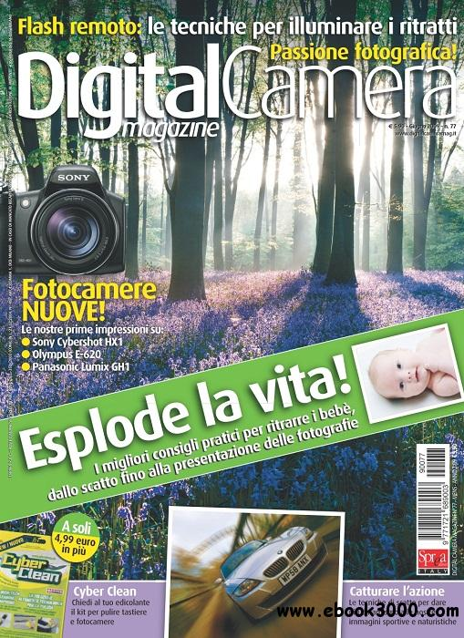 Digital Camera Italy - Giugno 2009 free download