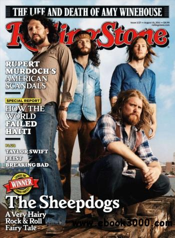 Rolling Stone - 18 August 2011 free download
