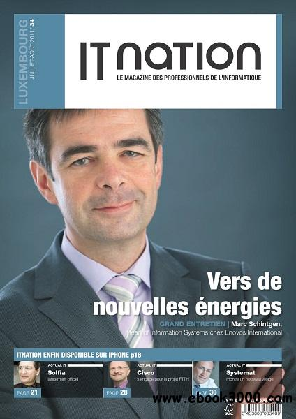 ITnation - Juillet/Aout 2011 free download