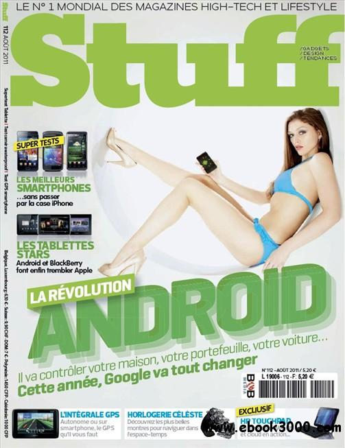 Stuff N 112 Aout 2011 free download