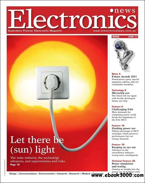 Electronics News - June 2011 free download