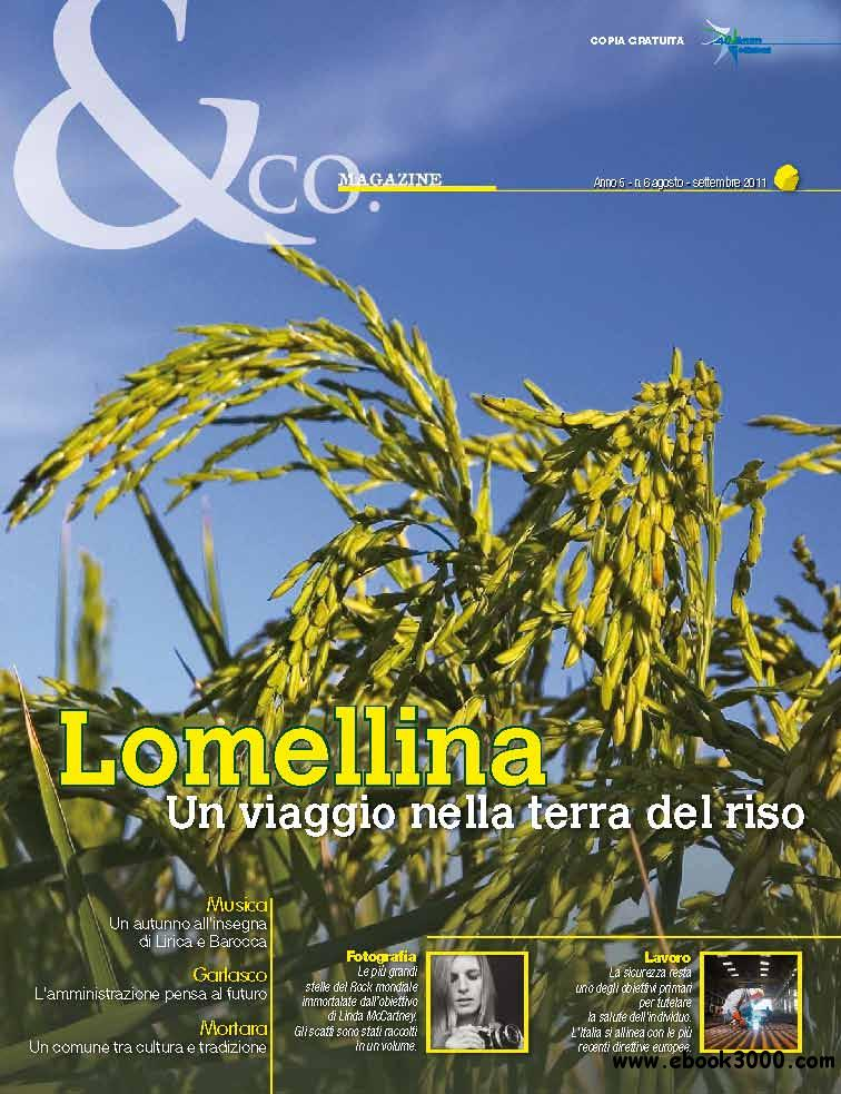 & co. August / September 2011 (Agosto / Settembre 2011) free download