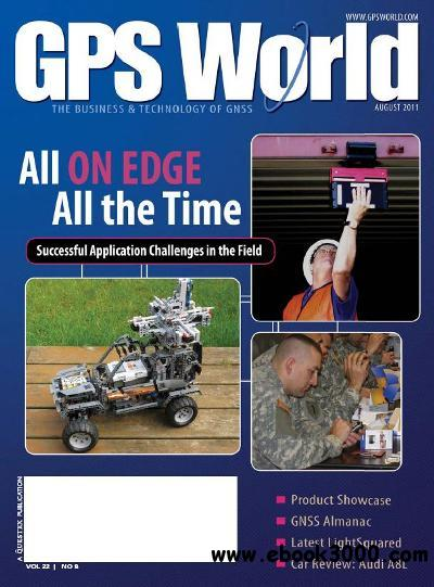 GPS World - August 2011 free download
