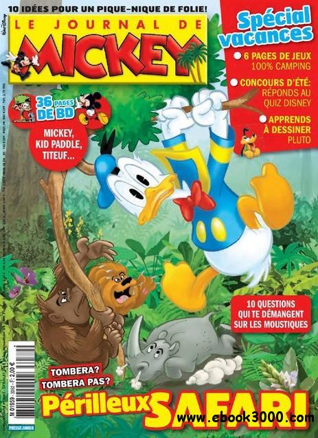 Le Journal de Mickey N 3082 du 13 au 19 juillet 2011 free download