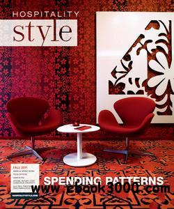 Hospitality Style - Fall 2011 free download