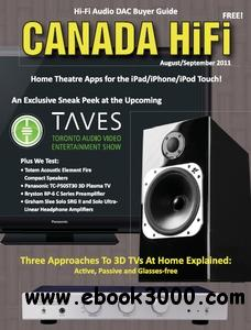 Canada HiFi - August/September 2011 download dree