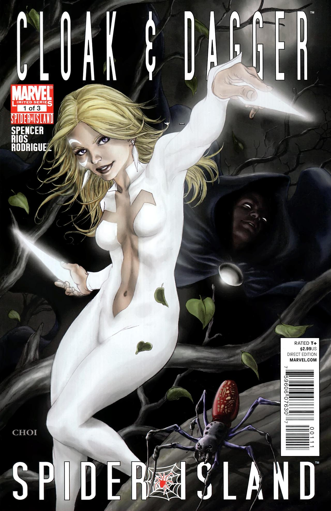 Spider-Island: Cloak & Dagger #1 (of 03) (2011) free download