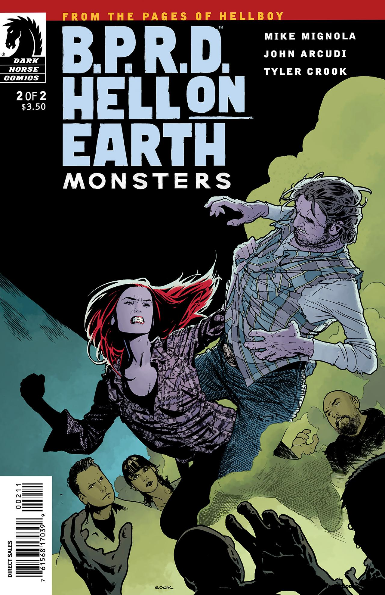 B.P.R.D. Hell on Earth - Monsters #2 (of 02) (2011) free download