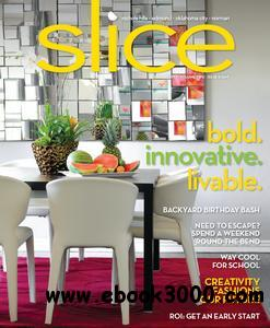 Slice Magazine - August 2011 free download