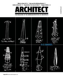 Architect Magazine - August 2011 free download