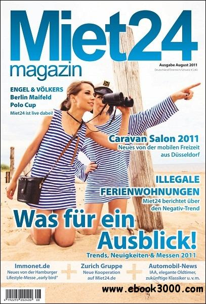Miet24 - August 2011 free download