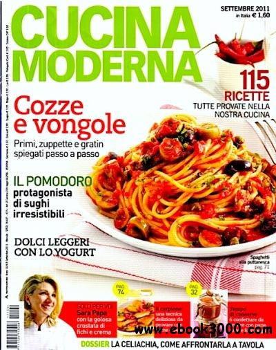 Cucina moderna settembre 2011 free ebooks download for Cucina moderna magazine