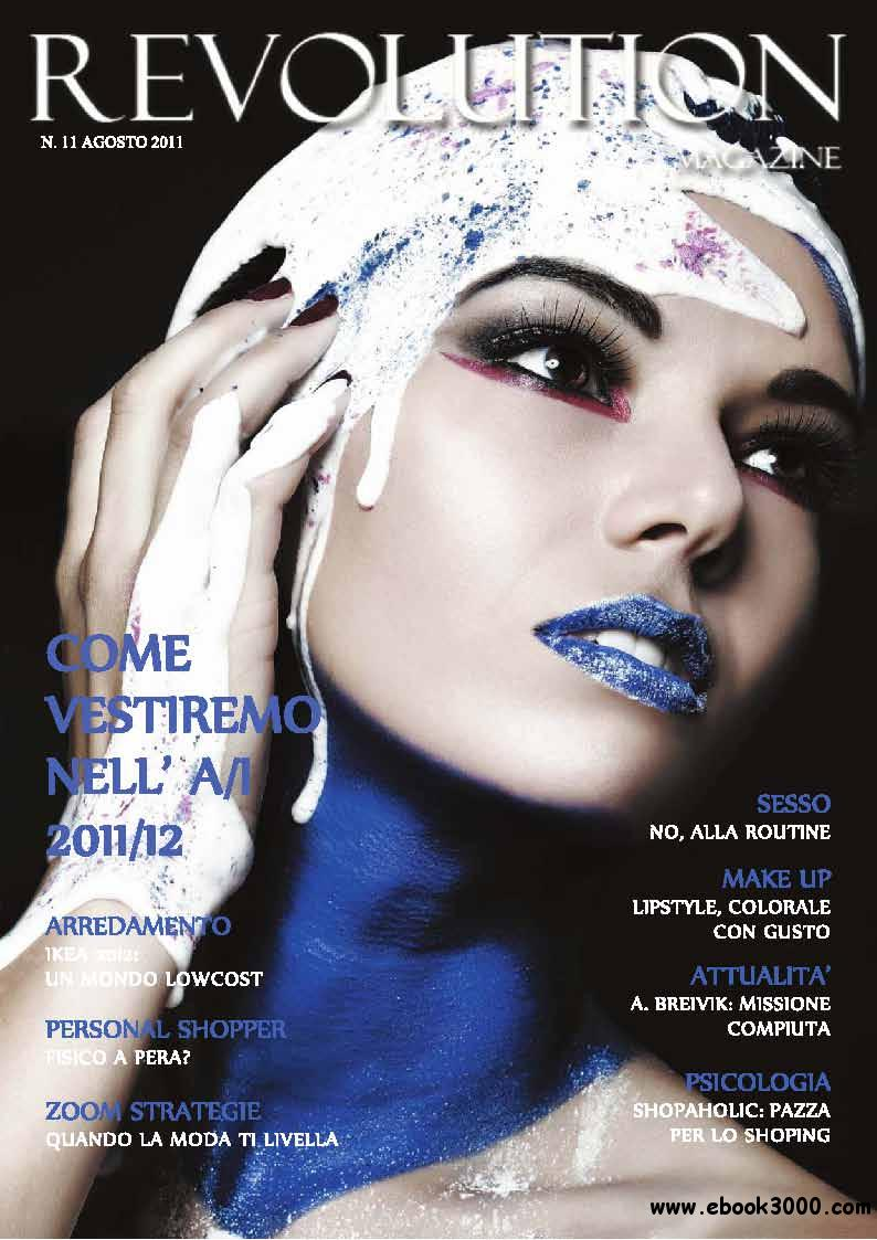 Revolution August 2011 (Nr.11 Agosto 2011) free download