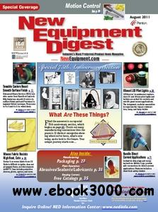 New Equipment Digest - August 2011 free download