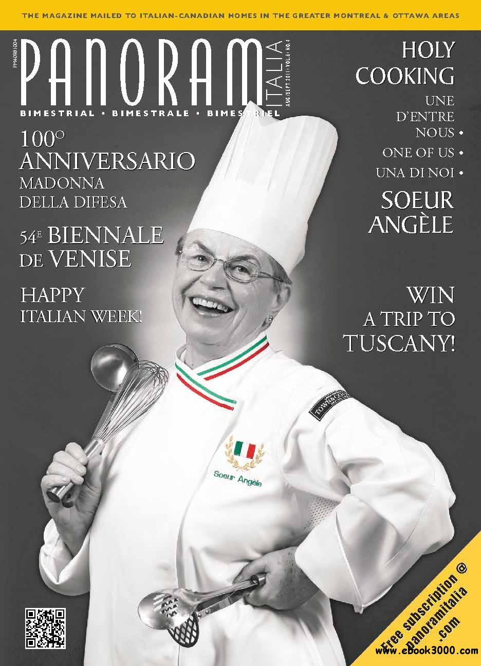 Panoram Italia No.4 August/September 2011 free download