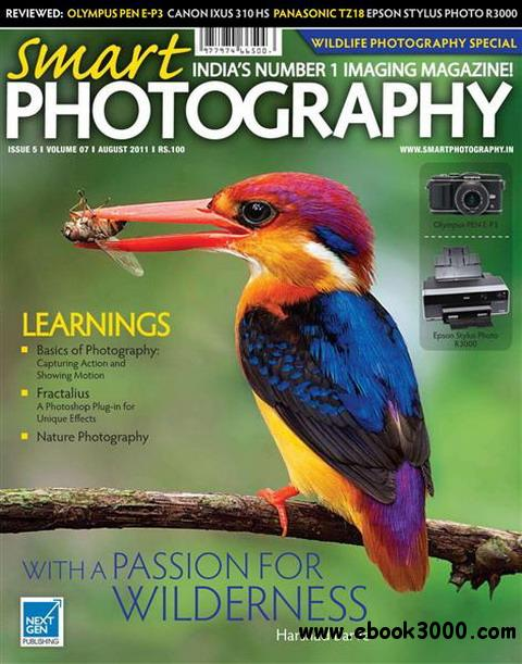 Smart Photography - August 2011 free download