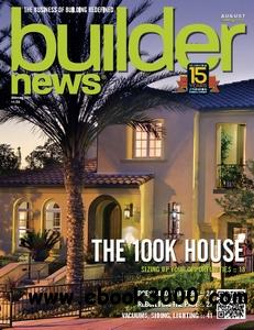 Builder News - August 2011 free download