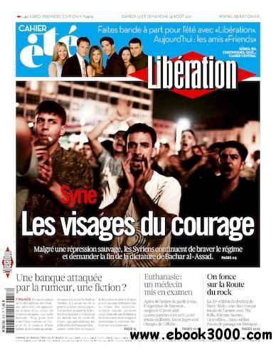 LIBERATION (13 Aout 2011) free download