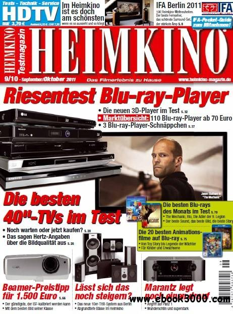 Heimkino Magazin September Oktober No 09 10 2011 free download