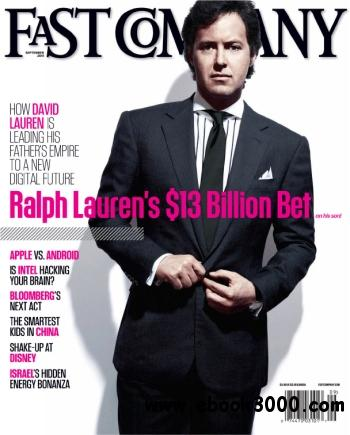 Fast Company - September 2011 free download