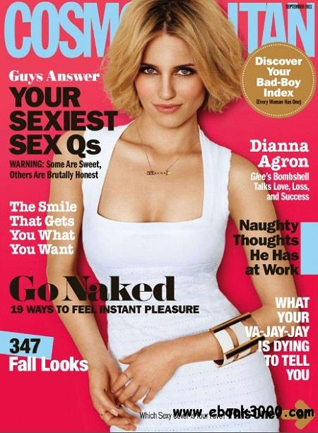 Cosmopolitan - September 2011 free download