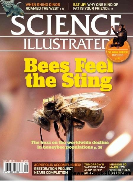 Science Illustrated - September 2011 free download