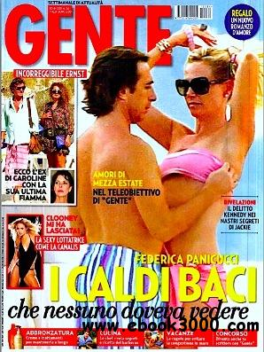GENTE N 34 - 20 Agosto 2011 free download