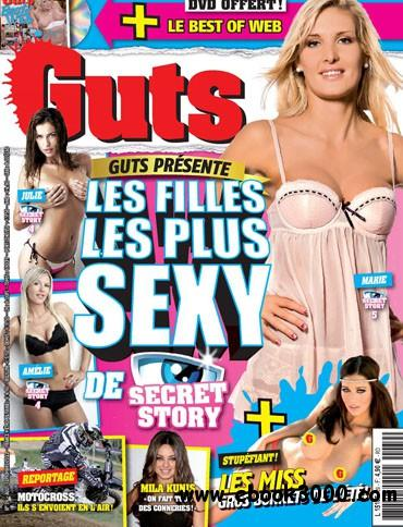 Guts - August/September 2011 free download