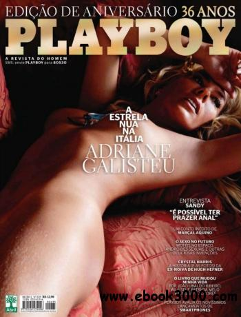 Playboy Brazil - August 2011 - No watermark free download