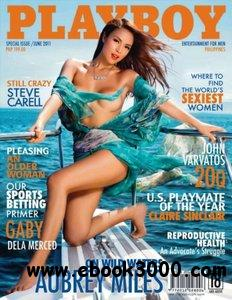 Playboy Philippines - June 2011 - No watermark free download