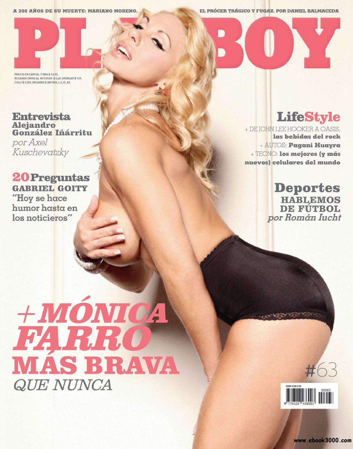 Playboy Argentina - March 2011 - No watermark free download