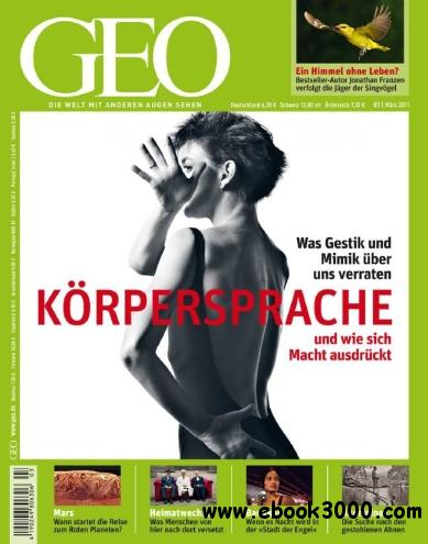 Geo Magazin Marz No 03 2011 free download