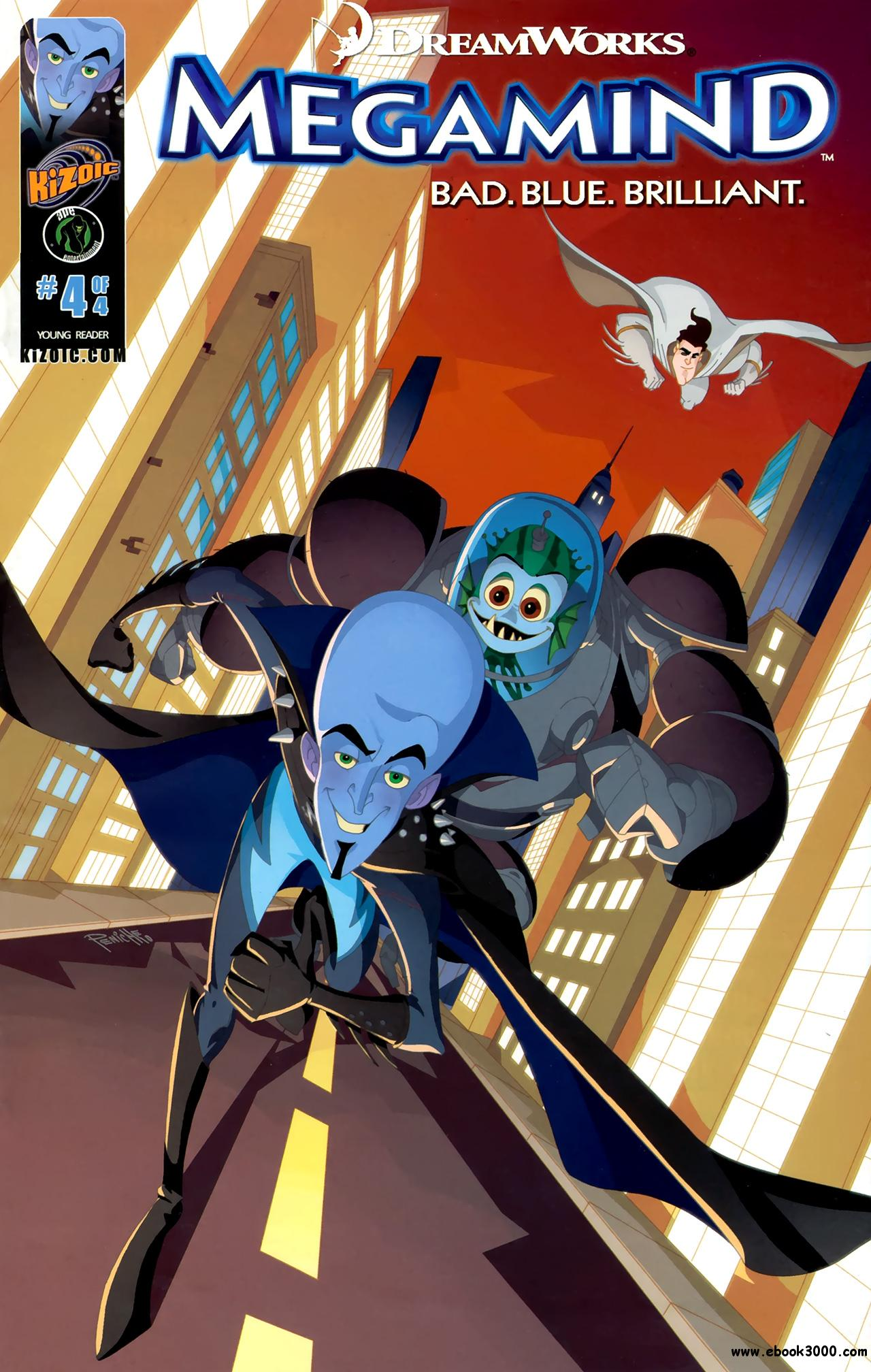 Megamind #4 (of 04) (2011) free download